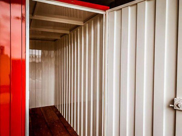Containers para lanchonete 1,70 x 3,0 x 2,10