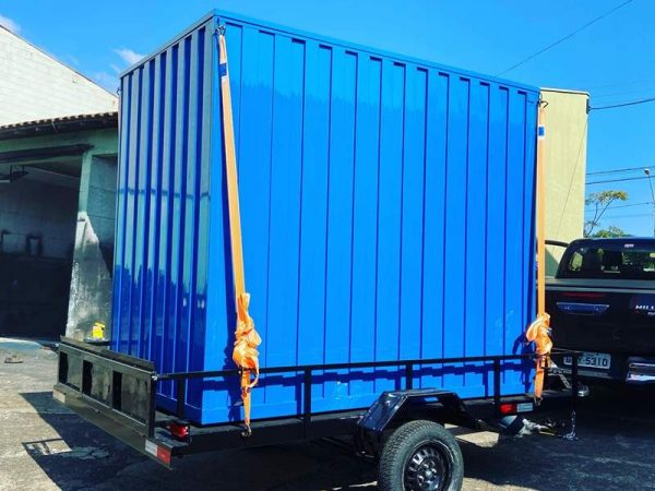 Containers para obras 1,50 x 2,5 x 2,10